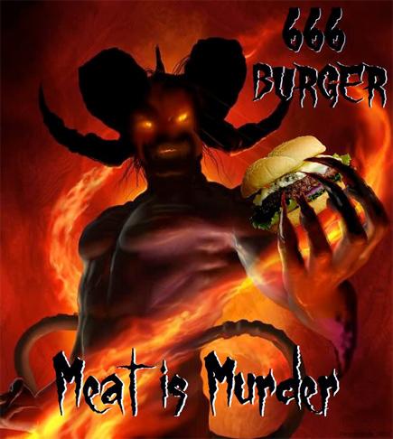 666 burger