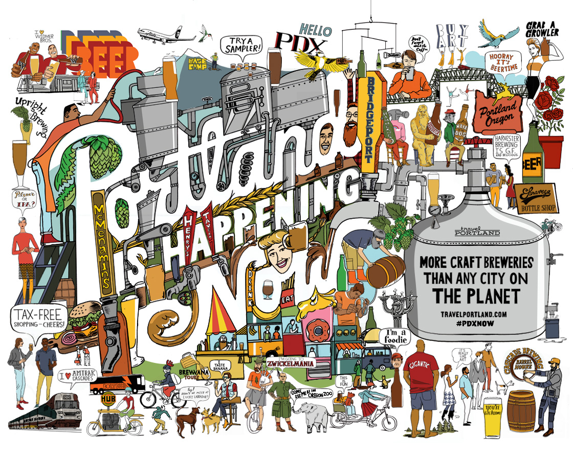 portland is happening now beer