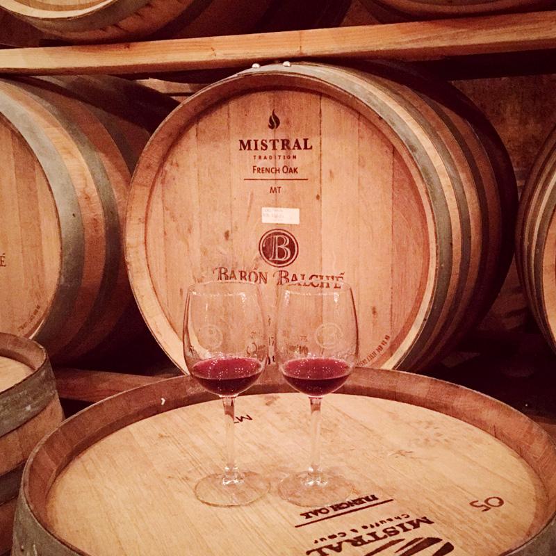 baron balche winery - valle de guadalupe