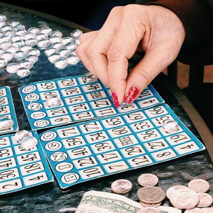 grandma bingo