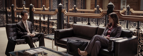 bradbury building - 500 days of summer