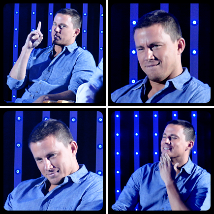 channing tatum magic mike mtv citywalk