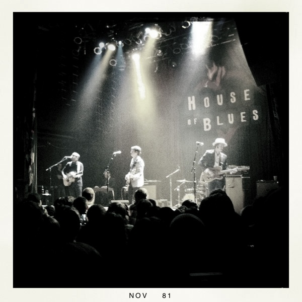 city and colour - house of blues san diego