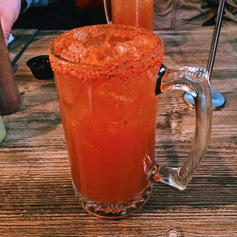 city tacos michelada