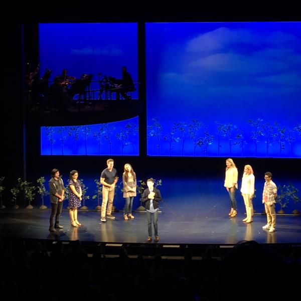dear evan hansen - ahmanson theatre