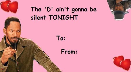 django valentine