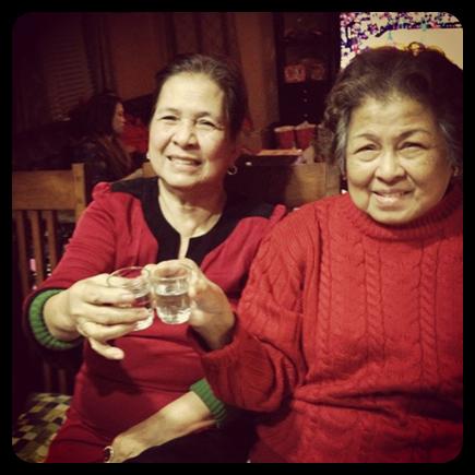 drinking grandmas