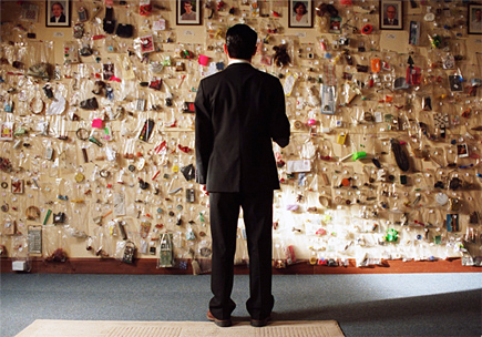 everything is illuminated movie - the collector