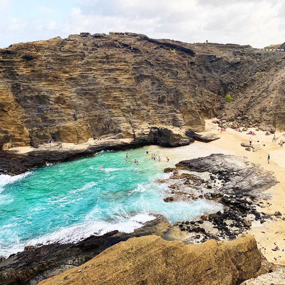 halona beach cove