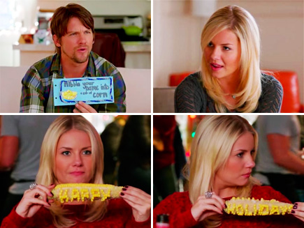 happy endings - grinches be crazy - corn coupon
