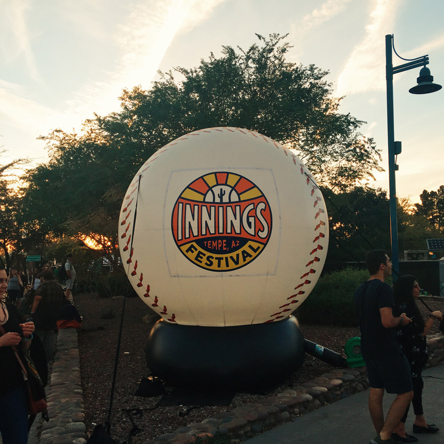innings festival tempe arizona