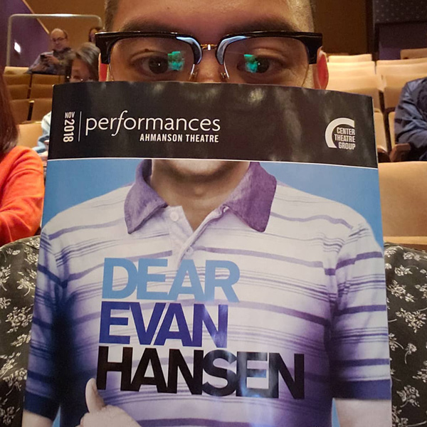 jay guillergan - dear evan hansen
