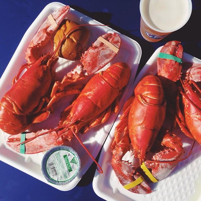 port of LA lobster fest