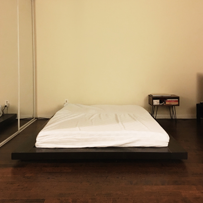 memory foam bed rise