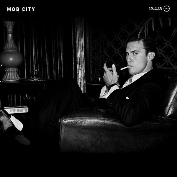 milo ventimiglia - mob city
