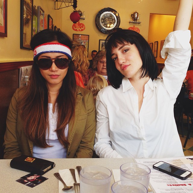 richie tenenbaum and mia wallace costumes