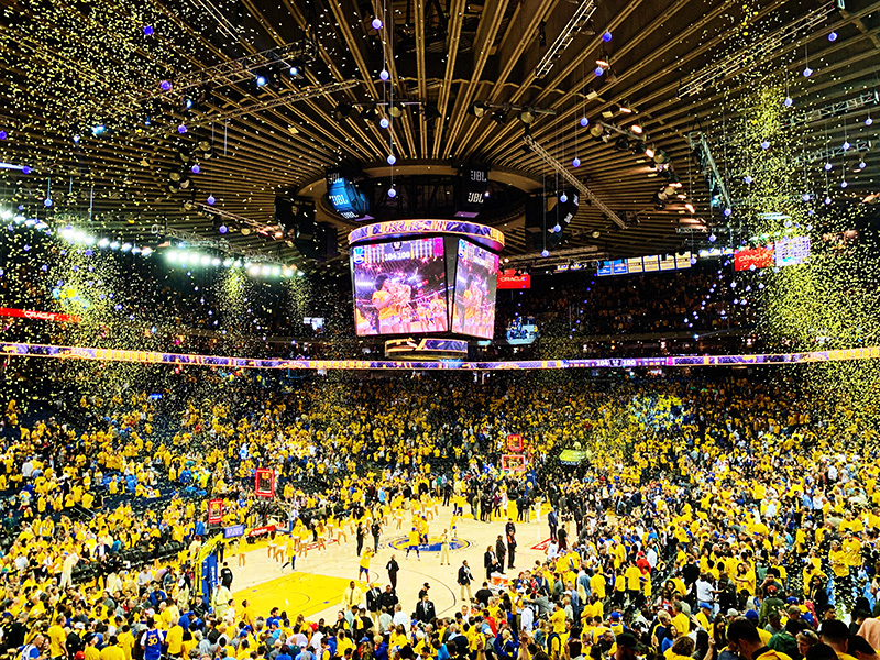 oracle warriors vs rockets playoff win