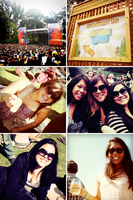 san francisco outside lands 2011