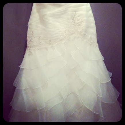 pammie wedding dress