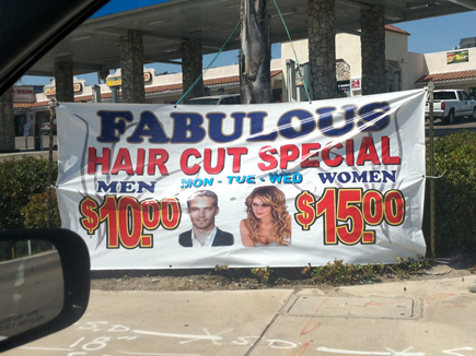 paul walker haircut spring valley