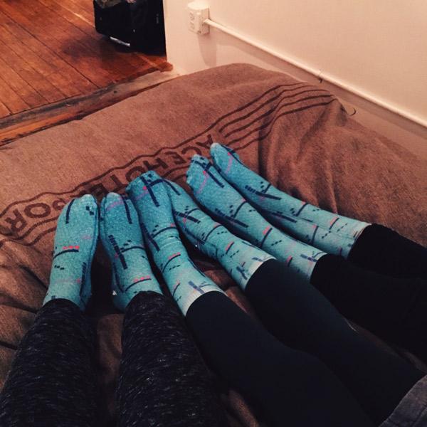 pdx socks ace hotel portland