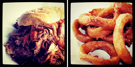 phil's bbq broham and onion rings san diego