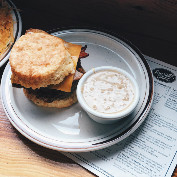 pine state biscuits the reggie portland