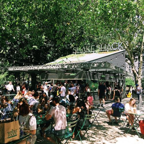 shack shack madison square park