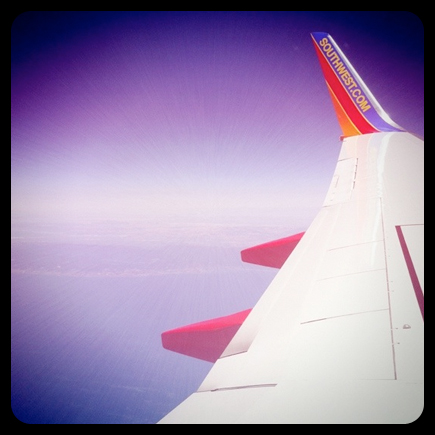 southwest airlines view window seat