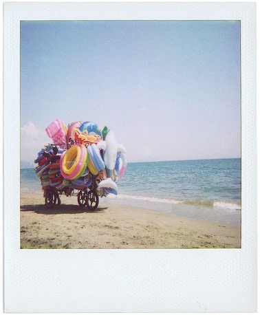 summer polaroid