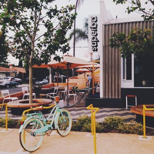 superba food + bread, venice beach