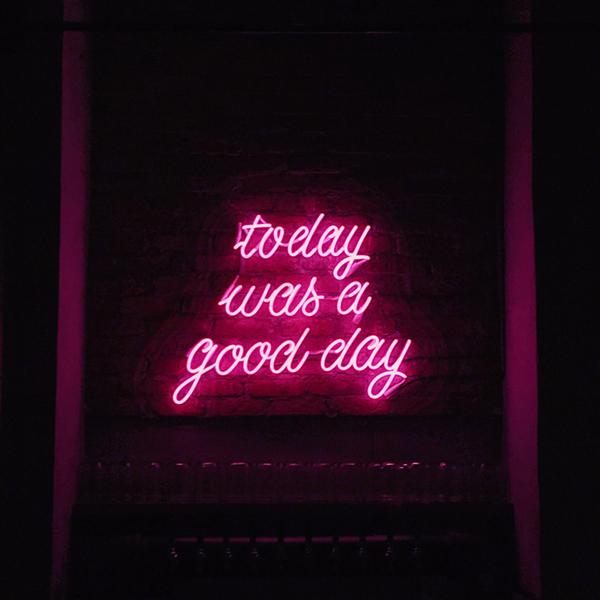 sweet chick - today was a good day