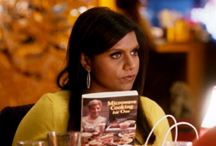 the mindy project - mindy's birthday - microwave cooking for one