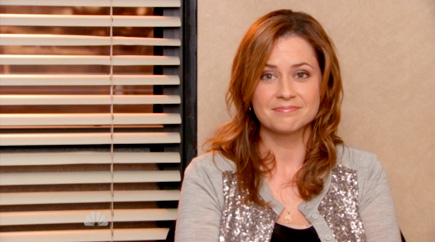 the office pam beesly finale