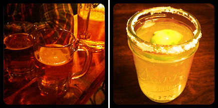 tiger! tiger! beer margarita