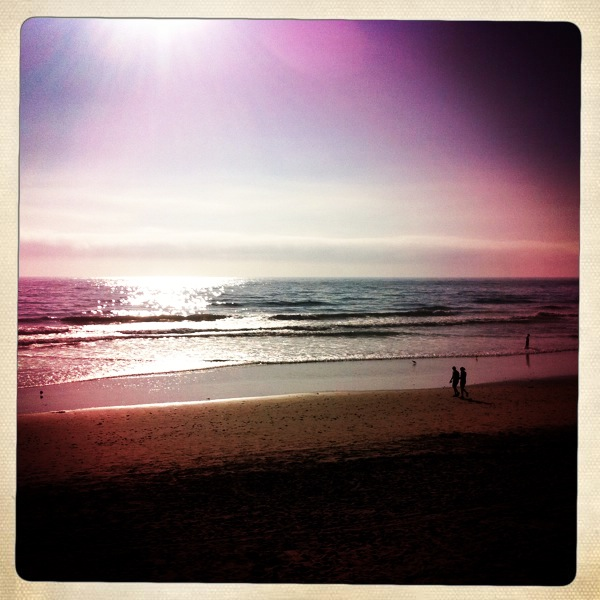 torrey pines beach hipstamatic