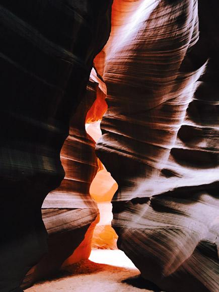 upper antelope canyon arizona
