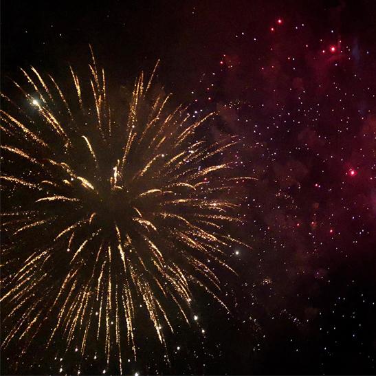 viejas fireworks
