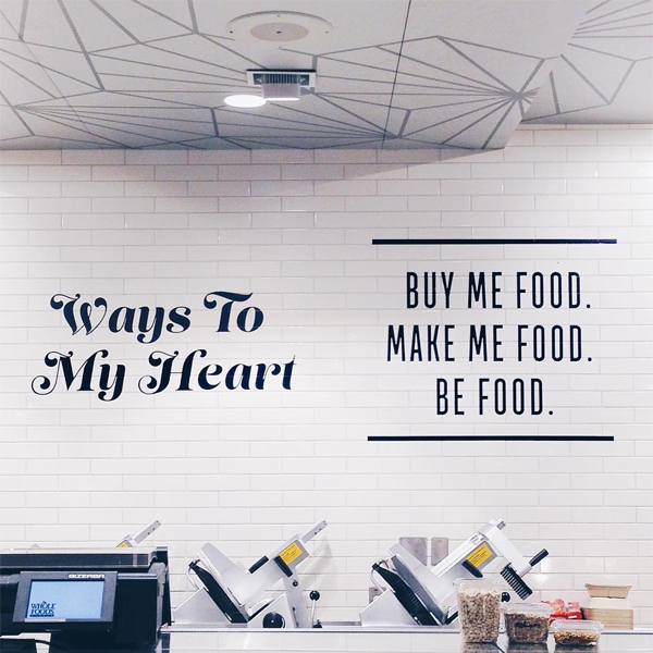 whole foods market dtla - ways to my heart