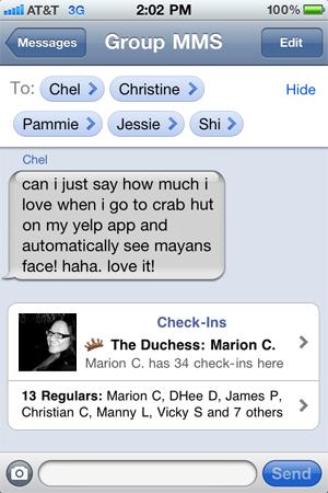 yelp duchess