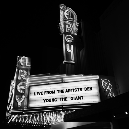 live from the artists den young the giant